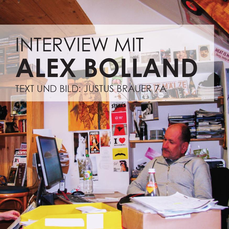 Alex Bolland Thumbnail
