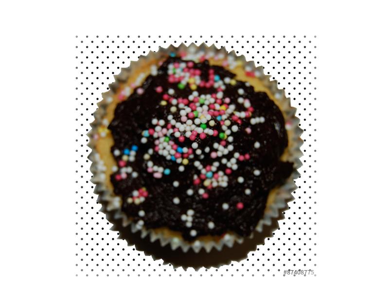 Muffin-auf-Punkten